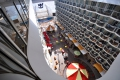 Oasis of the Seas: Blick auf den Boardwalk