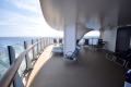 Oasis of the Seas: (Geheimes) Freideck auf Deck 12