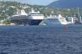 St. Lucia · Mein Schiff 1