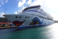 St. Lucia · AIDAaura