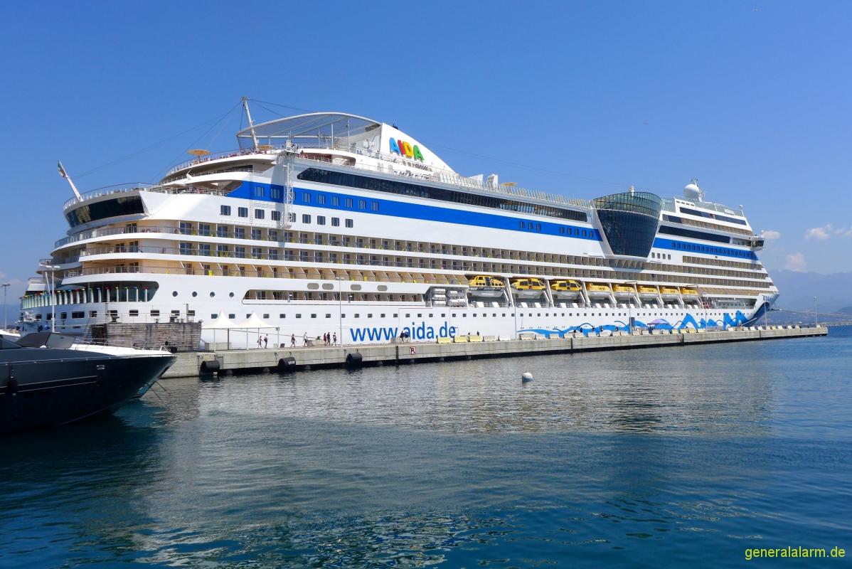 Aidablu Aida Und Mein Schiff Reiseberichte