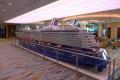 Schiffsmodell Mein Schiff 4