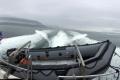 Unterwegs zur Insel Vigur