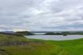 Akureyri · Myvatn