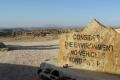 Moonlandscape in der Wüste Namib