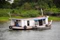 Santarém: Bootsfahrt