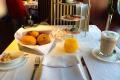 Frühstück im Rossini