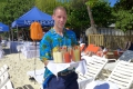 Jost Van Dyke: Empfang durch die Crew