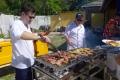 Jost Van Dyke: BBQ am Strand