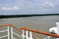 Seetag auf dem Amazonas