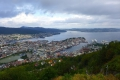 Bergen · Blick vom Fløyen
