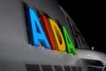 AIDAprima - Beleuchtetes Schild