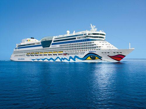 AIDAdiva · © AIDA Cruises