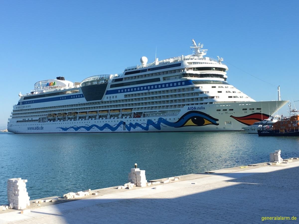 Aidastella Aida Und Mein Schiff Reiseberichte