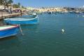 Fischerdorf Marsaxlokk, Malta