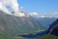 Aussicht vom Trollstigheimen