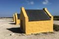 Bonaire · Sklavenhäuser