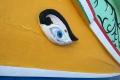 """Augen"" an allen Fischerbooten"