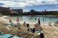 Lagune im Hotel Atlantis
