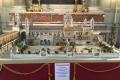 Modell der Kathedrale