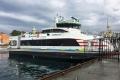 Das Ausflugsboot