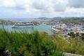 Hafen von Castries (St. Lucia)