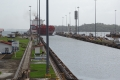 Gatún-Schleuse am Panamakanal