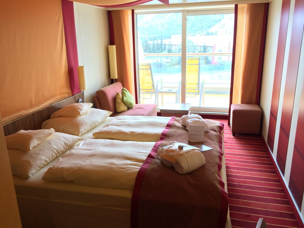 aidadiva kabine 6151 balkon aida und mein schiff reiseberichte. Black Bedroom Furniture Sets. Home Design Ideas