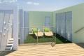 Mein Schiff 3 · Terrasse Suite