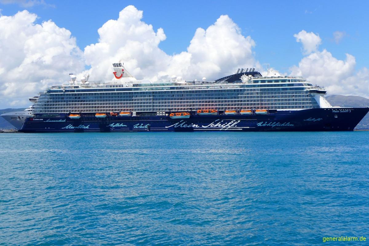 Mein Schiff 3 Aida Und Mein Schiff Reiseberichte