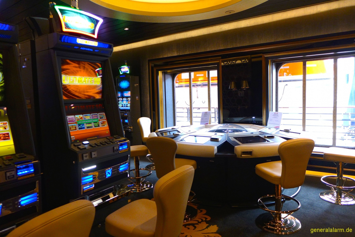 mein schiff 1 casino