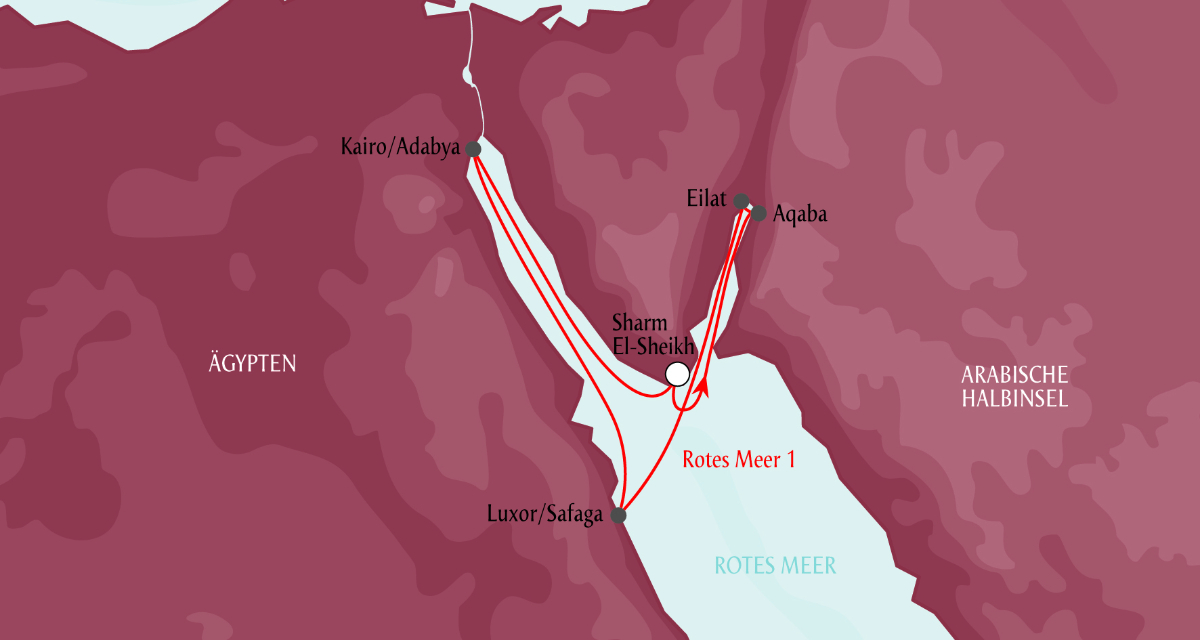 AIDA - Rotes Meer 1