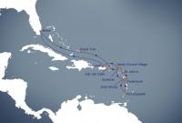 MS Europa 2 - Karibik