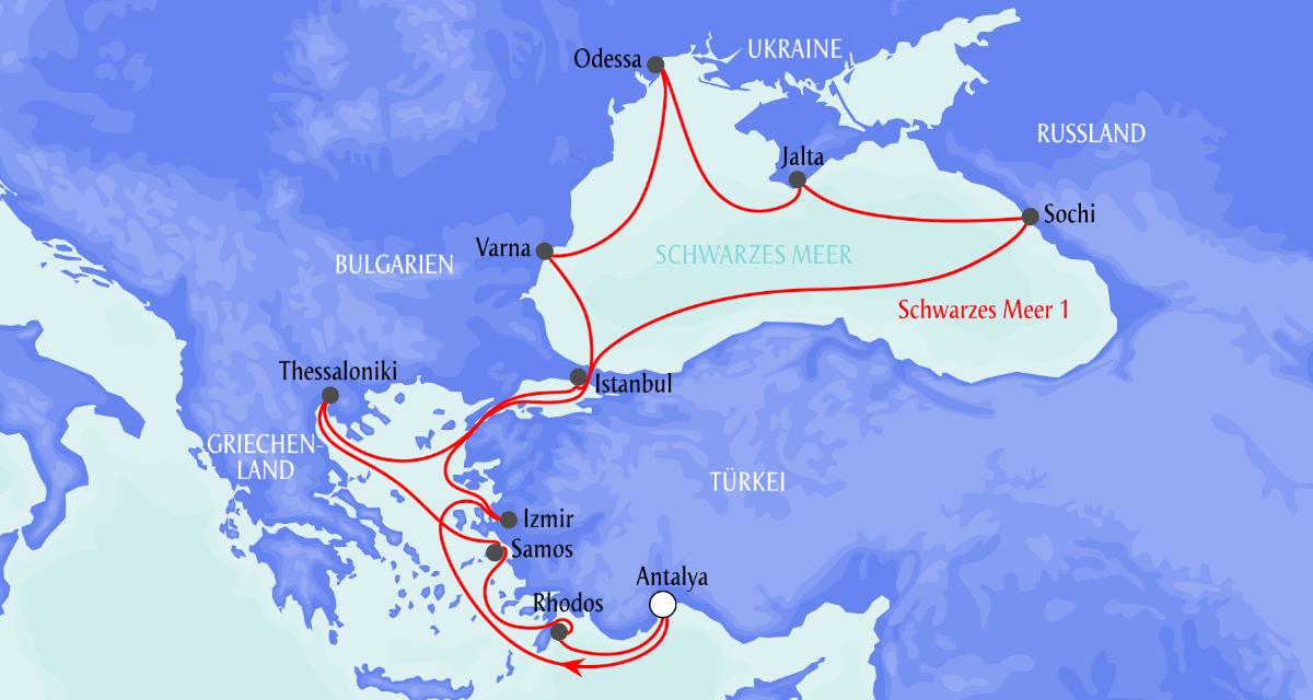 AIDA - Schwarzes Meer 1