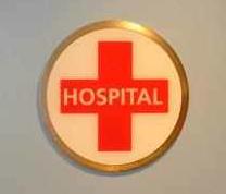 Hospitalschild