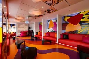 Cara Lounge · © AIDA Cruises