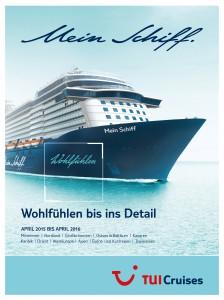 TUI Cruises 2015/16