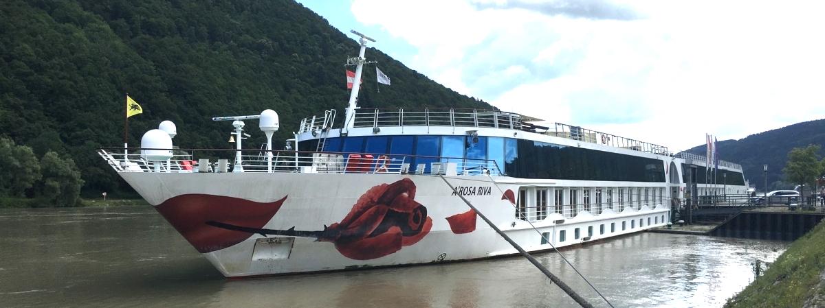 Donau-Flusskreuzfahrt mit der A-ROSA RIVA