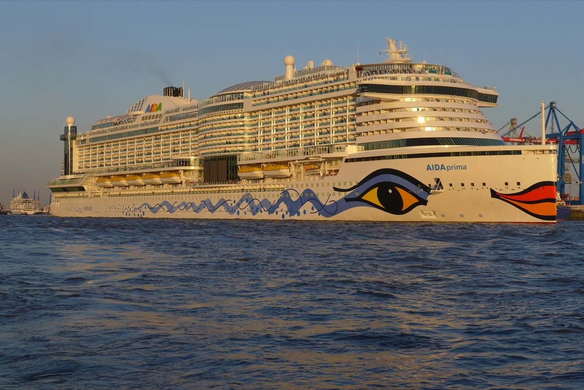 AIDAprima – was wirklich los war … › AIDA und Mein Schiff Reiseberichte
