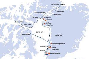 MS Bremen - Arktis