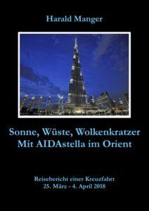Mit AIDAstella im Orient (Buchcover)