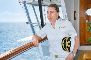 Kapitän Nicole Langosch
