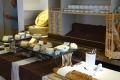 MS Europa 2: Afrikanisches Buffet im Yacht Club
