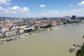 Bratislava: Blick vom UFO-Tower