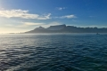 Hafeneinfahrt in Kapstadt