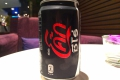 Bangkok: Cola zero in der Business Lounge