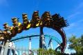 Universal Studios: Achterbahnen