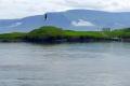 Hafeneinfahrt in Reykjavik