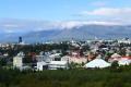 Reykjavik · Blick vom Perlan