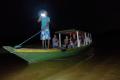 Manaus: Abenteuer mit Alligatoren